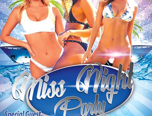 Miss Night Party al NIKKA