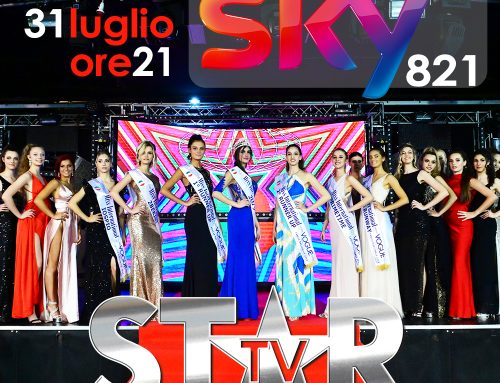 Finalissima Nazionale TV di Miss International Italy 2019
