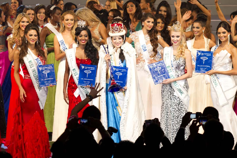 Video Ufficiale Miss International